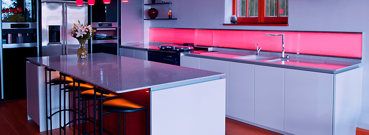Mood Lighting Which Colour Is Best For The Kitchen